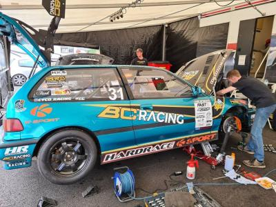 Chris Williams reviews Time Attack at Cadwell park
