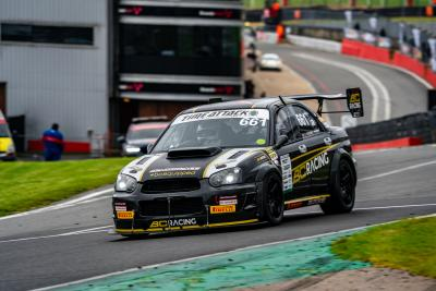 Success for Team BC Racing in Time Attack Rounds 2 & 3