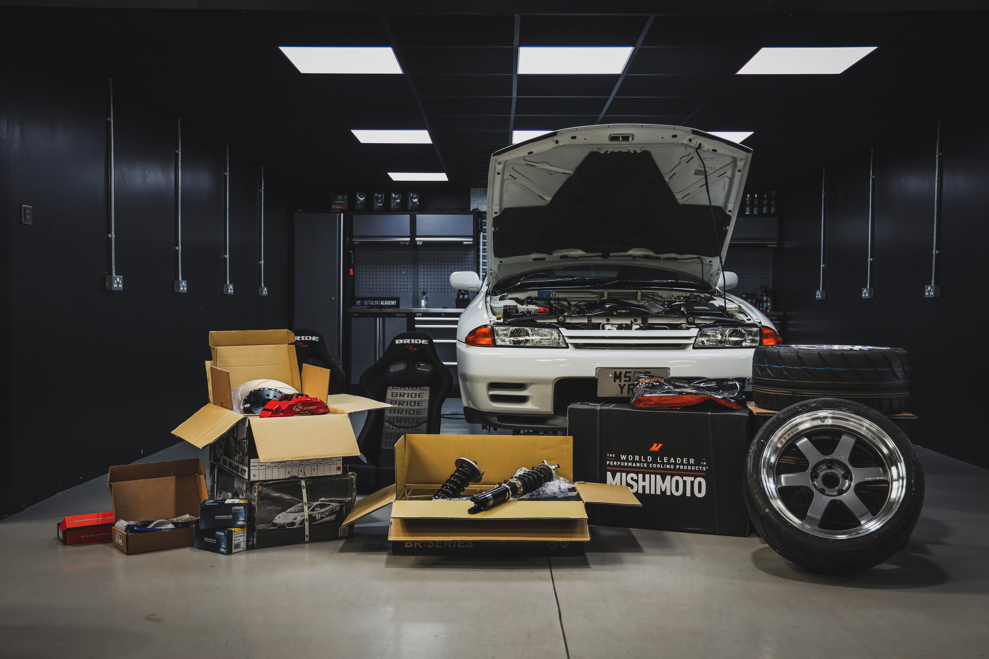 Project R32 GTR x Auto Finesse